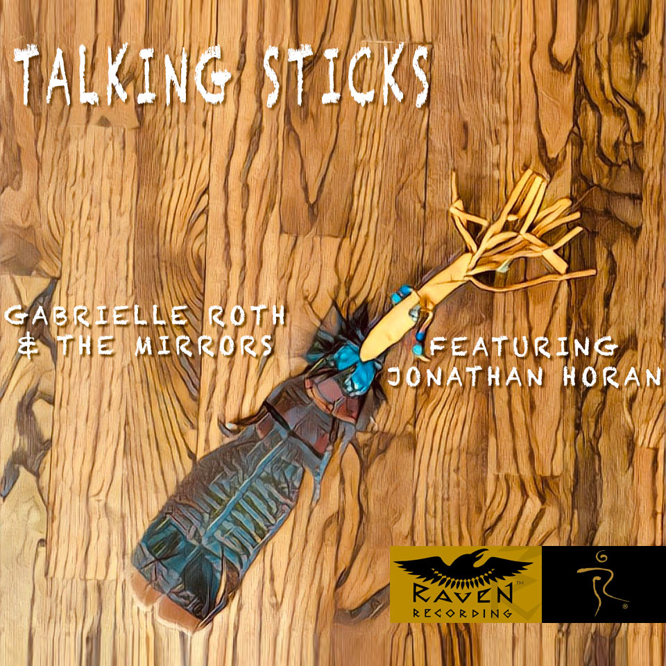 Talking Sticks Cover